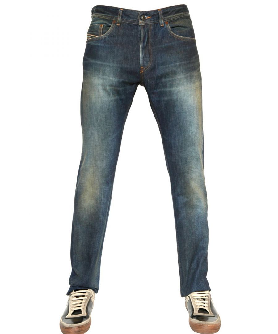 Image for Diesel Black Gold Excess-Selvedge 86M Jeans