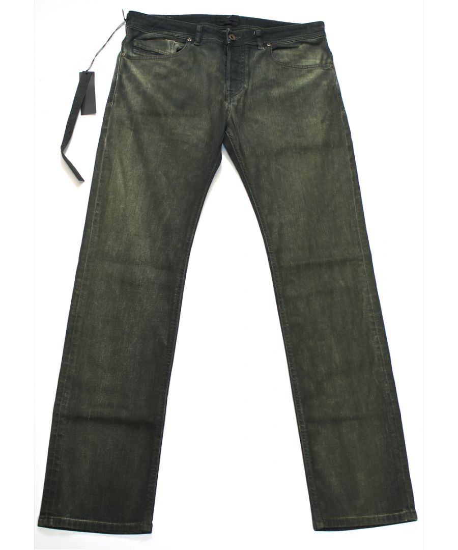 Image for Diesel Black Gold Excess 0097R Jeans