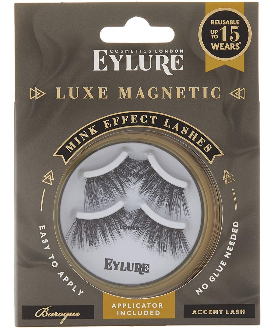 Image for Eylure Luxe Magnetic Mink Effect Lashes