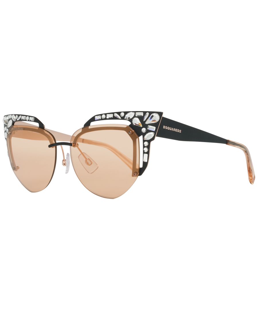 Image for Dsquared2 Sunglasses DQ0312 33Z 55 Women Gold