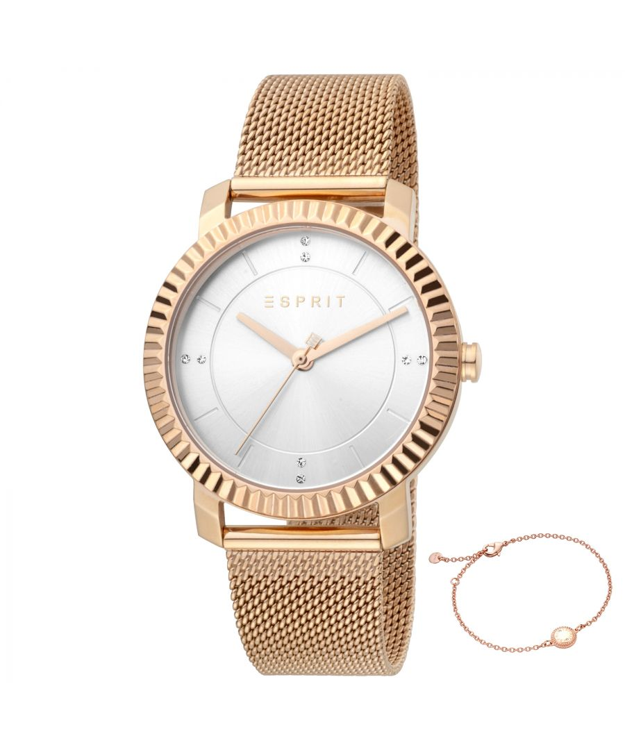 Image for Esprit Rose Gold Women Watches