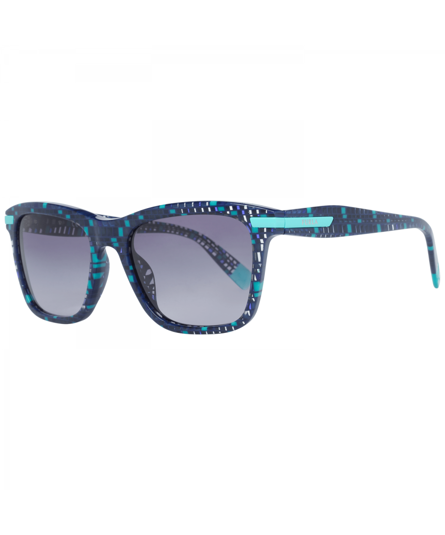 Image for Furla Sunglasses SFU037 0GB2 52 Women Blue