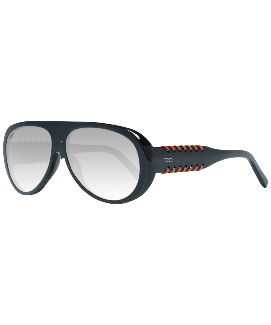 Image for Tods Sunglasses TO0209 01B 57 Women Black