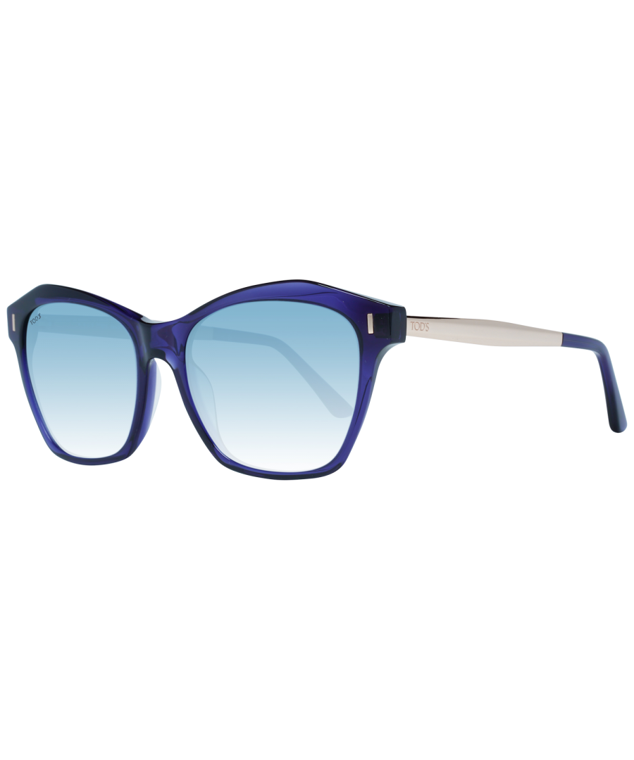 Image for Tods Sunglasses TO0169 90W 55 Women Blue