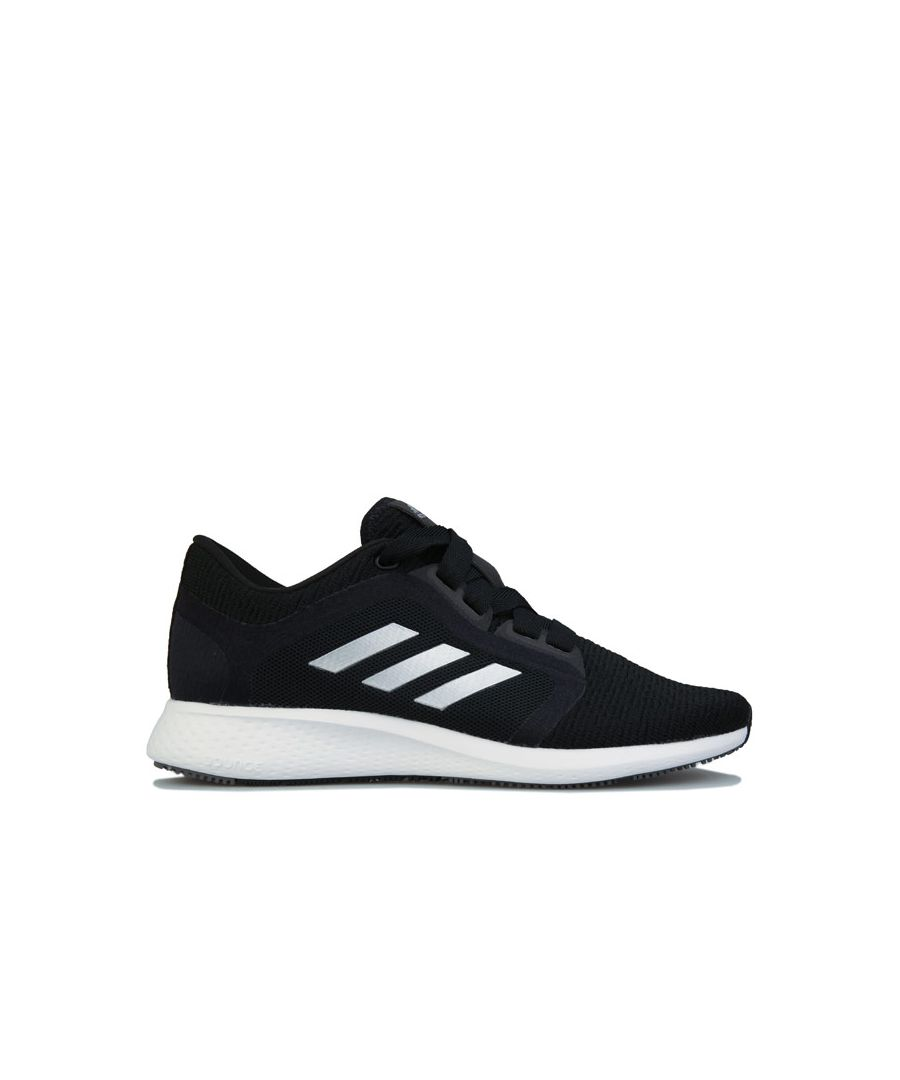 Image for Women's adidas Edge Lux 4 Trainers in Black Silver