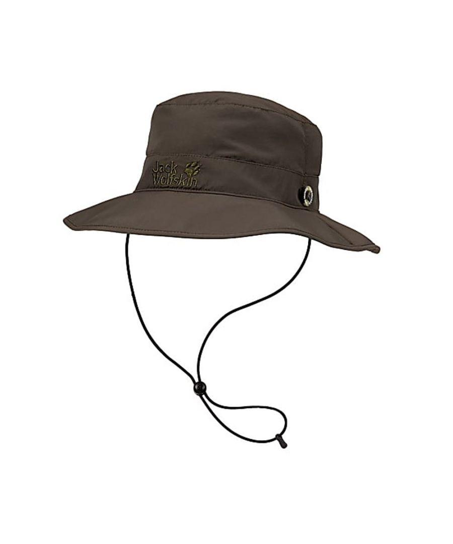 Image for Jack Wolfskin Supplex Mesh Hat Green