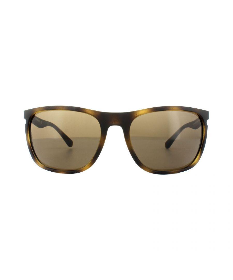 Image for Emporio Armani Sunglasses 4107 508973 Matt Havana Brown