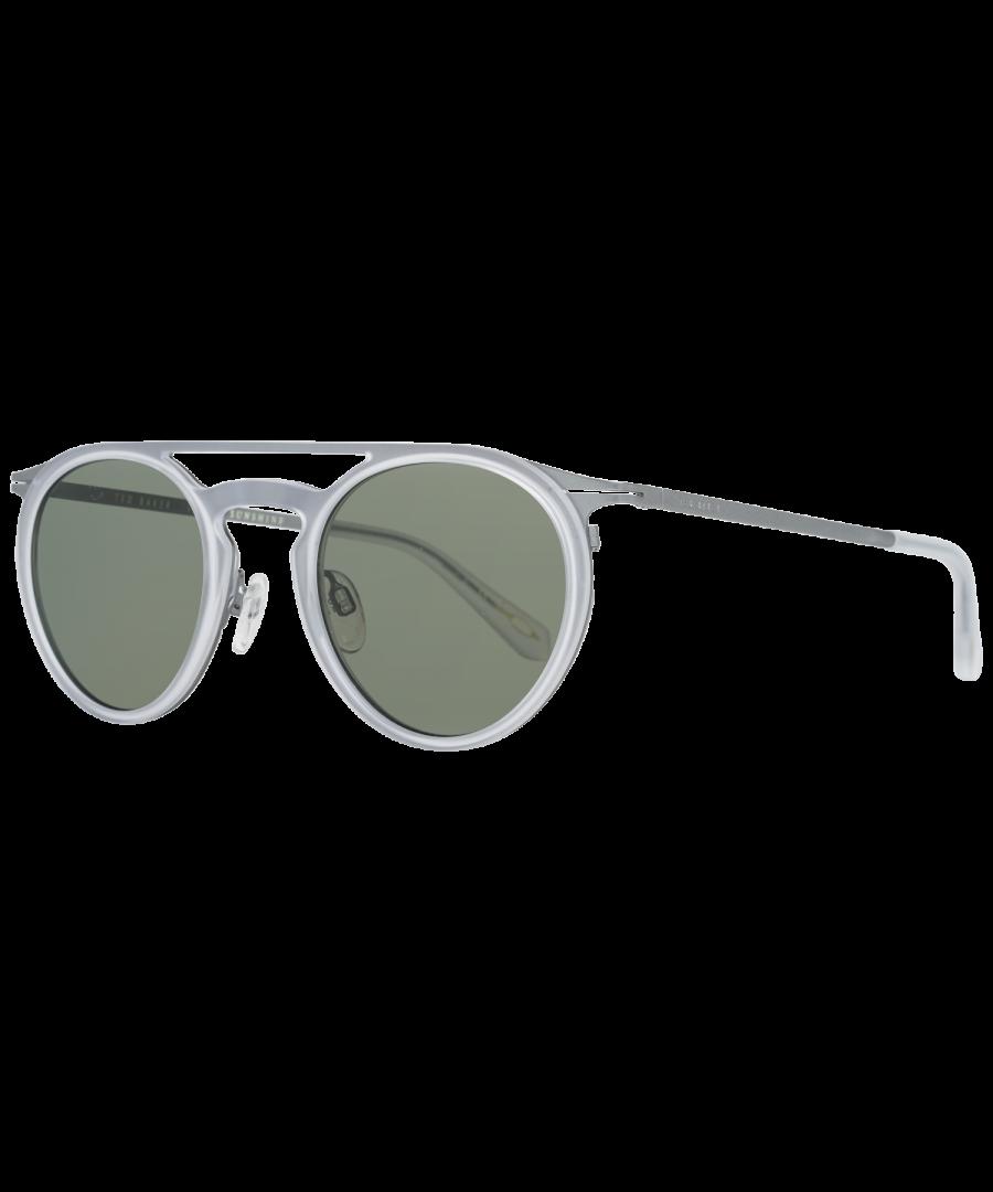 Image for Ted Baker Sunglasses TB1598 800 48 Men Silver