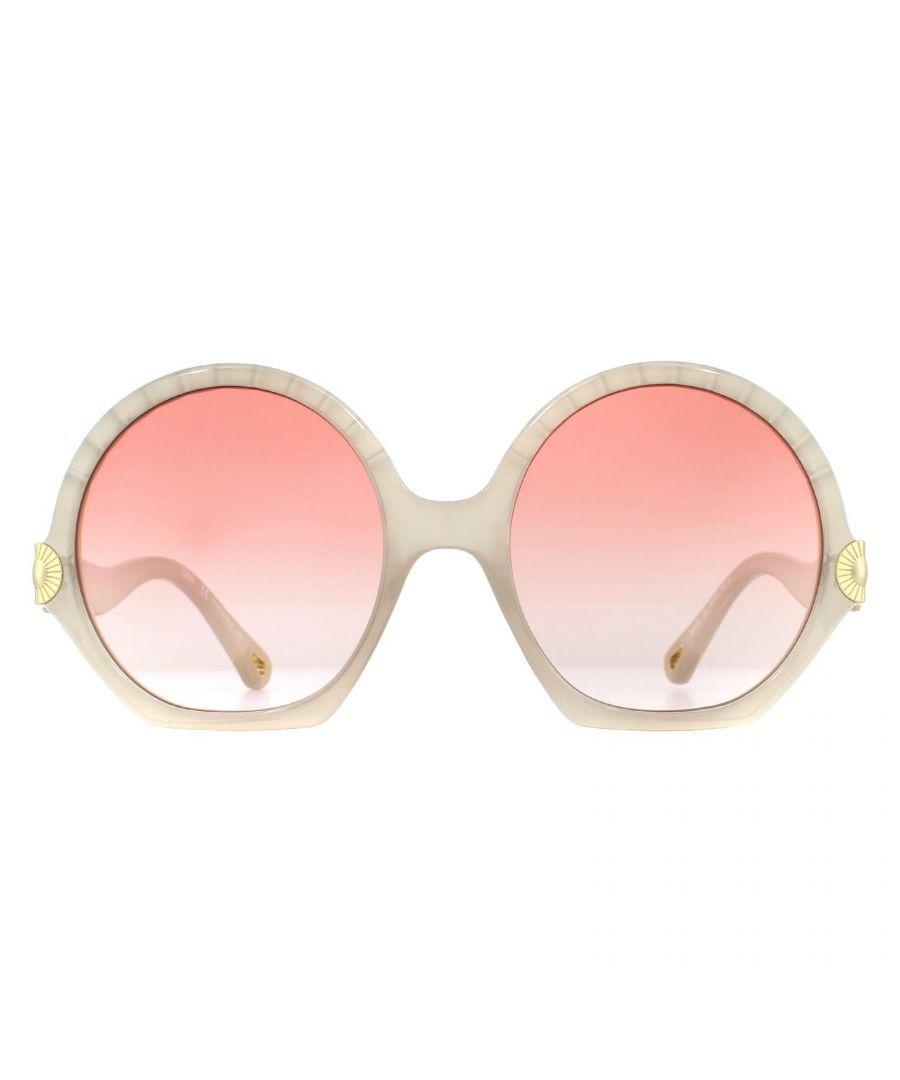 Image for Chloe Sunglasses CE745S 0110 Cloud Pink Gradient