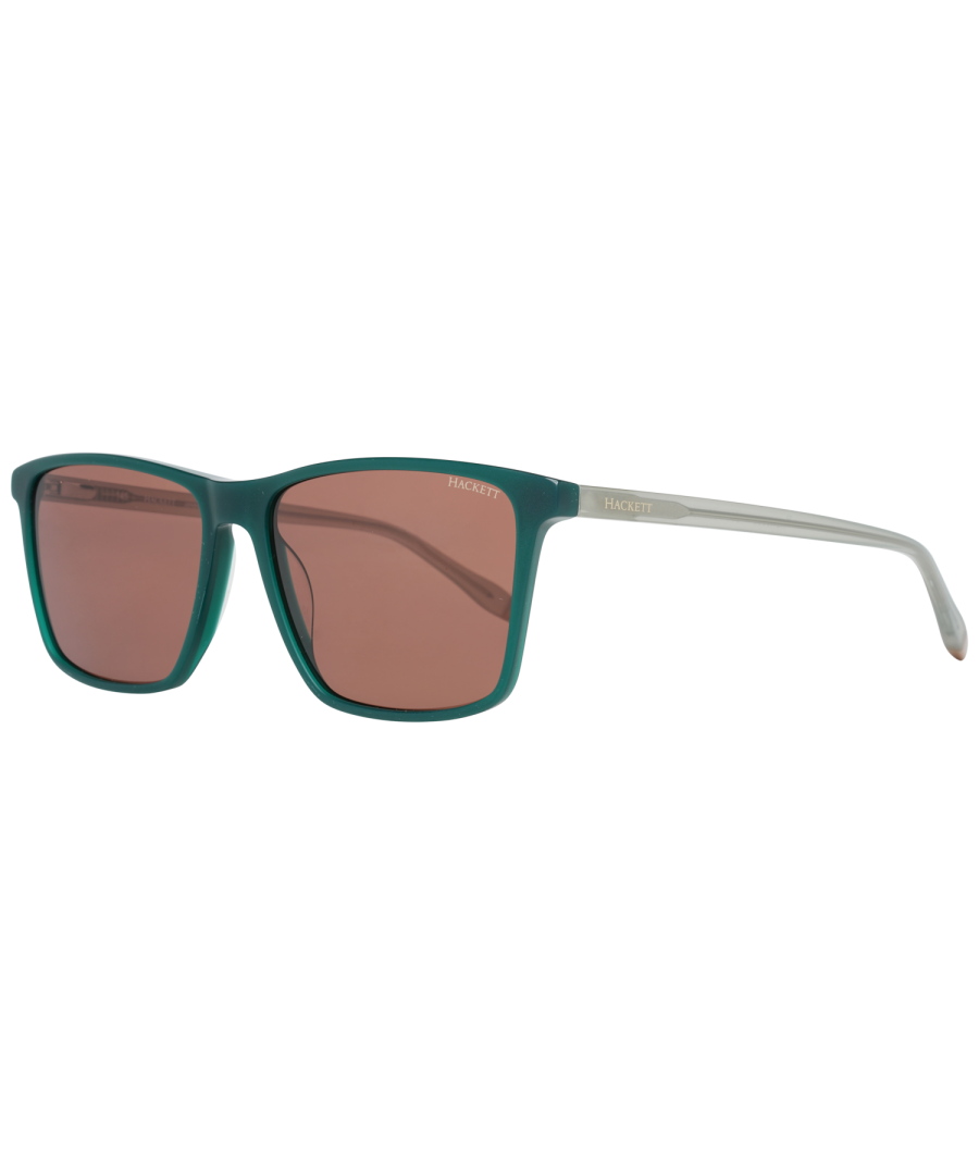Image for Hackett Sunglasses HSK333 594 55 Men Green