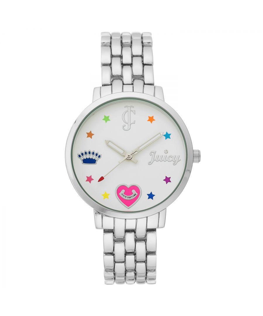 Image for Juicy Couture Watch JC/1108SVSV Women Silver