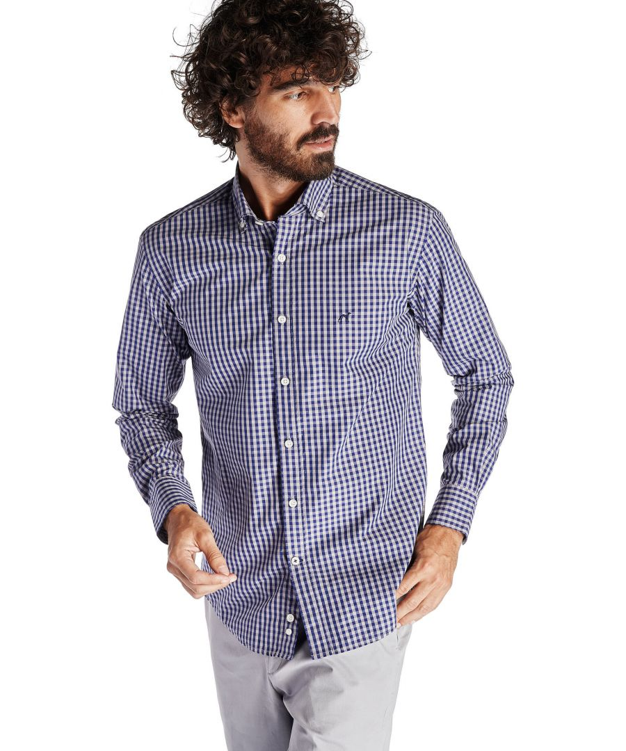 Image for Men s Casual Slim Fit Shirt