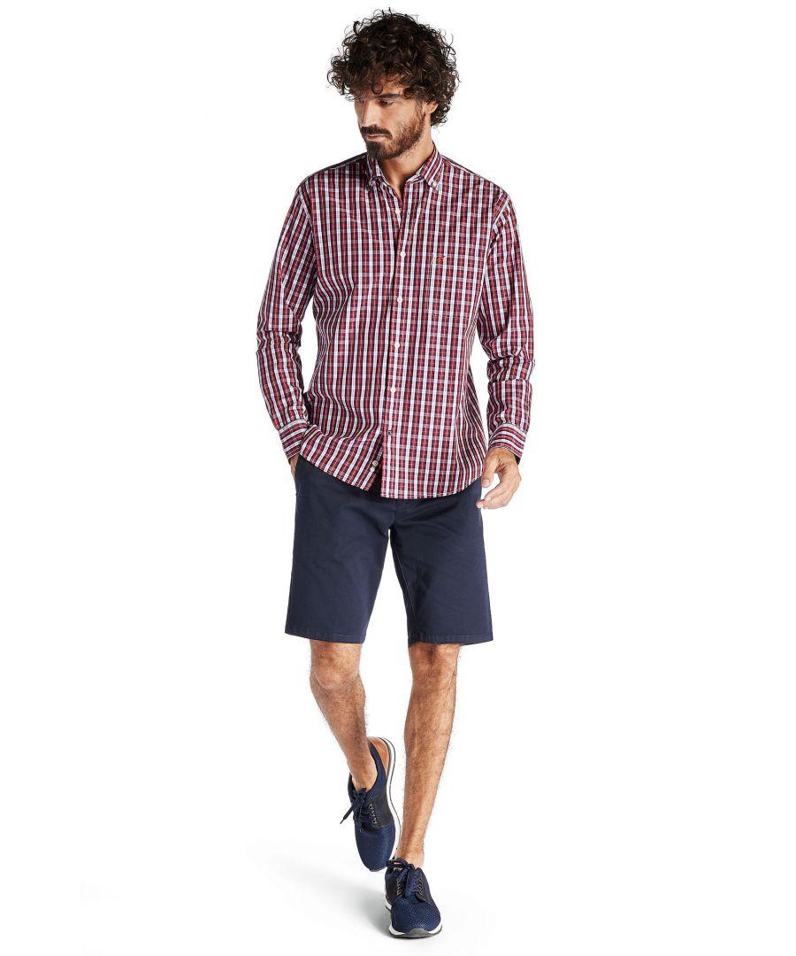 Image for Men s Regular Fit Sport Shirt
