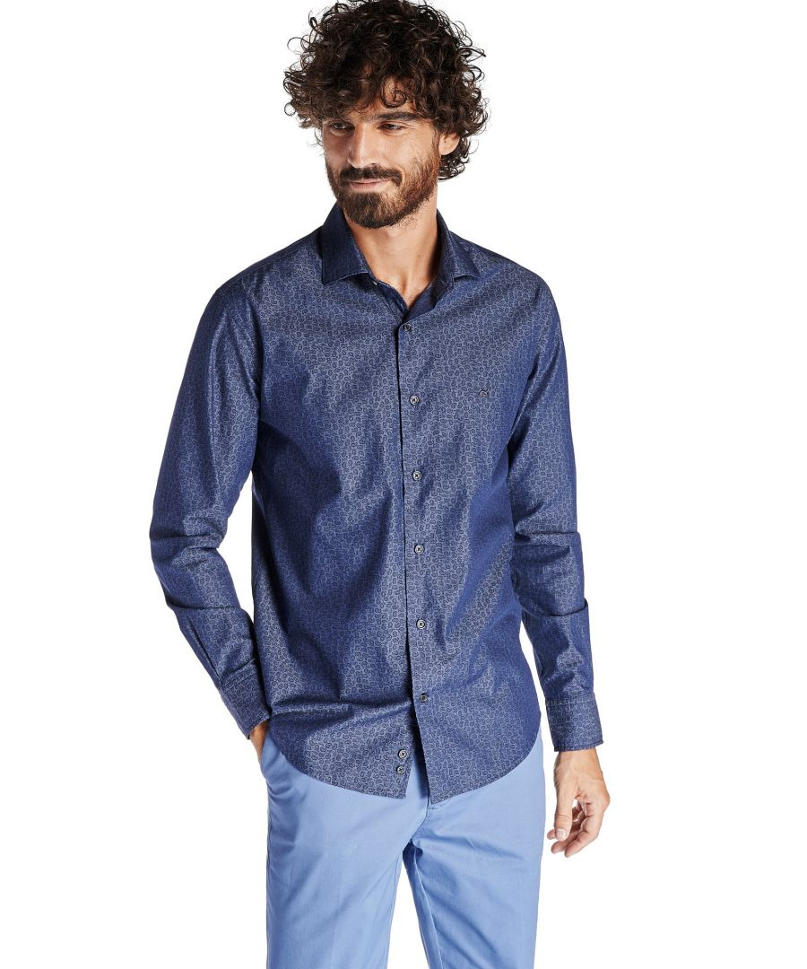 Image for Men  Sport Regular Slim Shirt