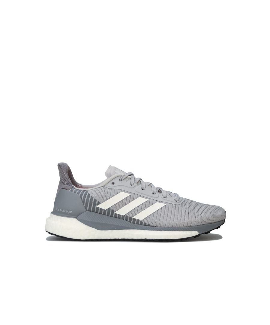 Image for Women's adidas Solar Glide ST 19 Running Shoes in Grey