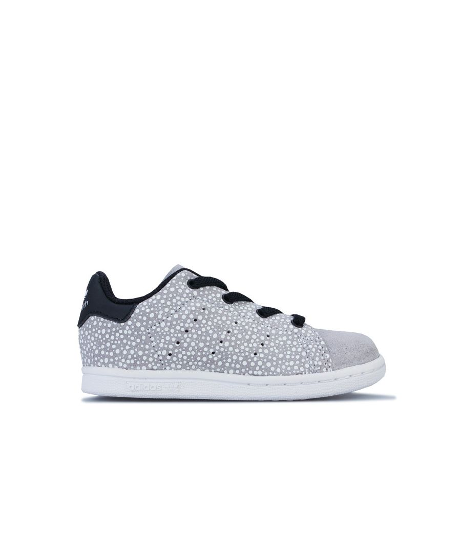 Image for Boy's adidas Originals Infant Stan Smith Trainers in Grey