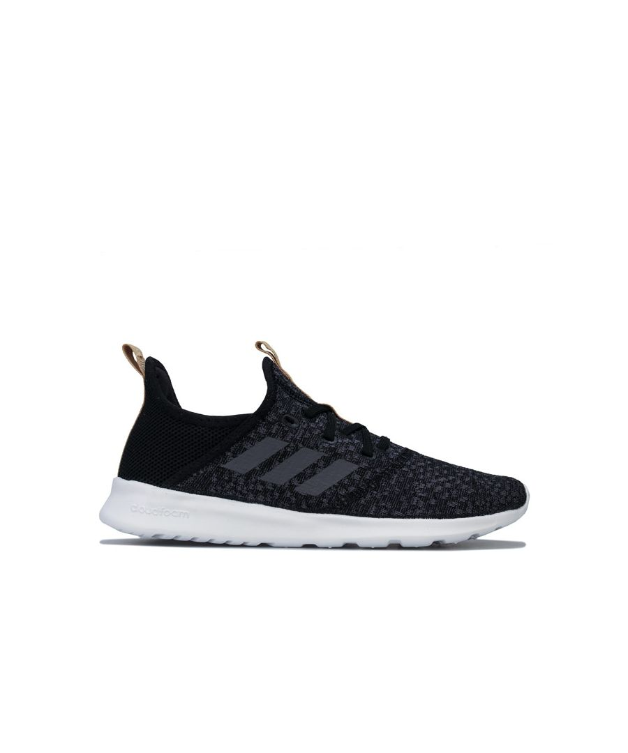 Image for Women's adidas Cloudfoam Pure Trainers in Black