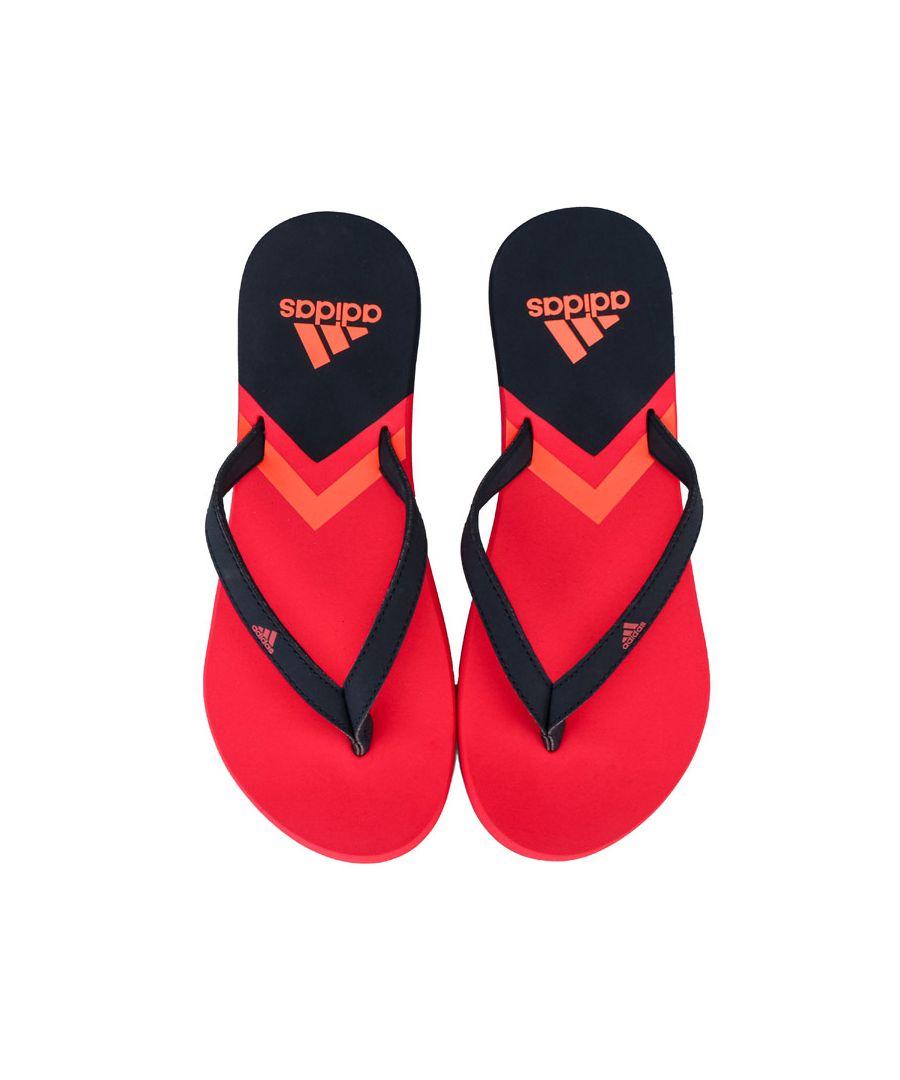 Image for Women's adidas Eezay Flip Flops in Navy