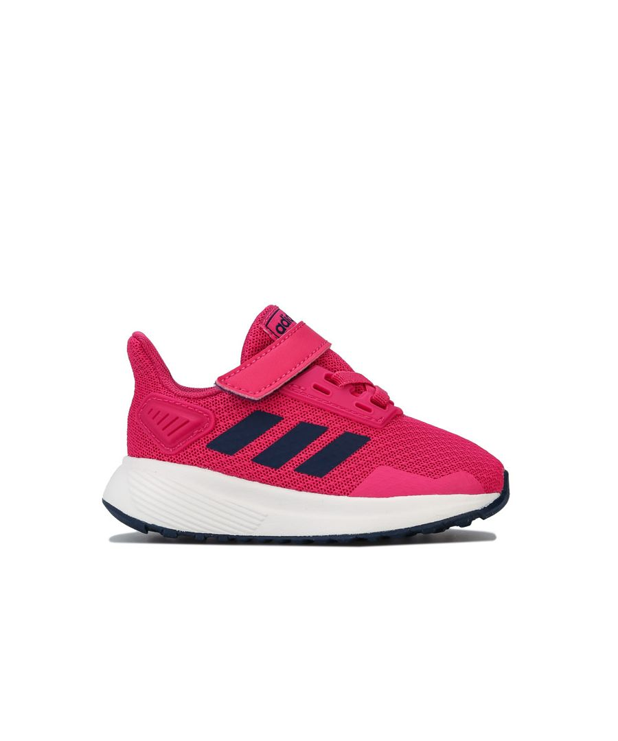 Image for Girl's adidas Infant Duramo Trainers in Pink