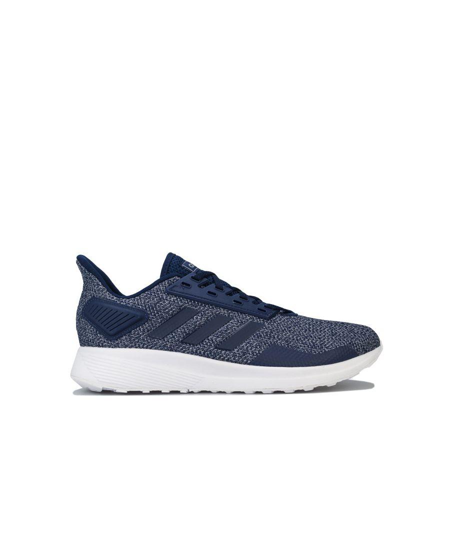 Image for Men's adidas Duramo 9 Running Shoes in Dark Blue