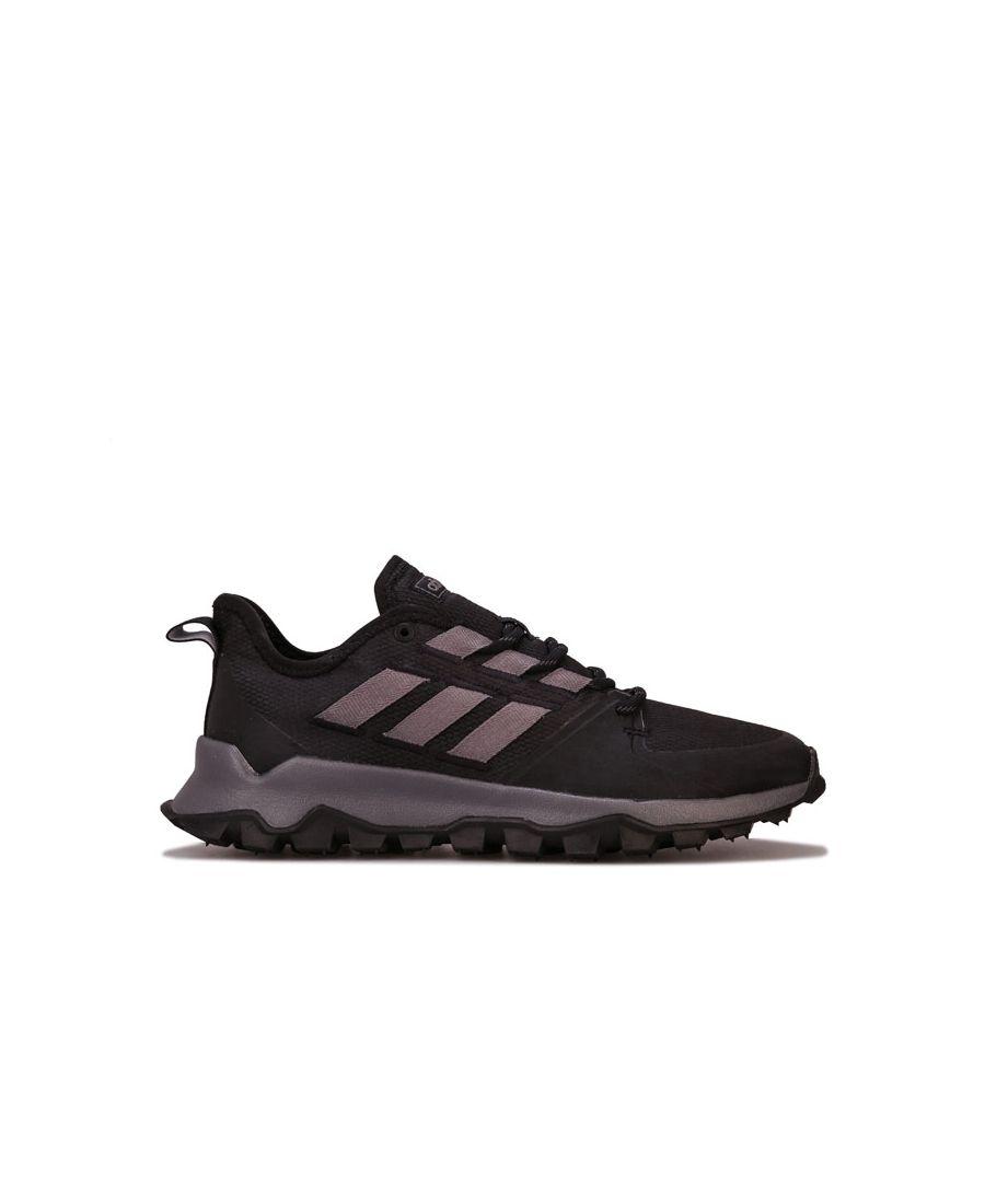 Image for Men's adidas Kanadia Trail Running Shoes in Black