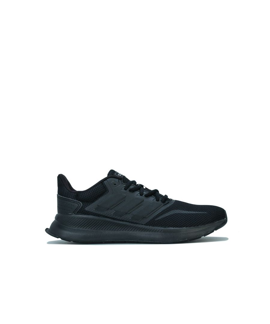 Image for Women's adidas Runfalcon Running Shoes in Black