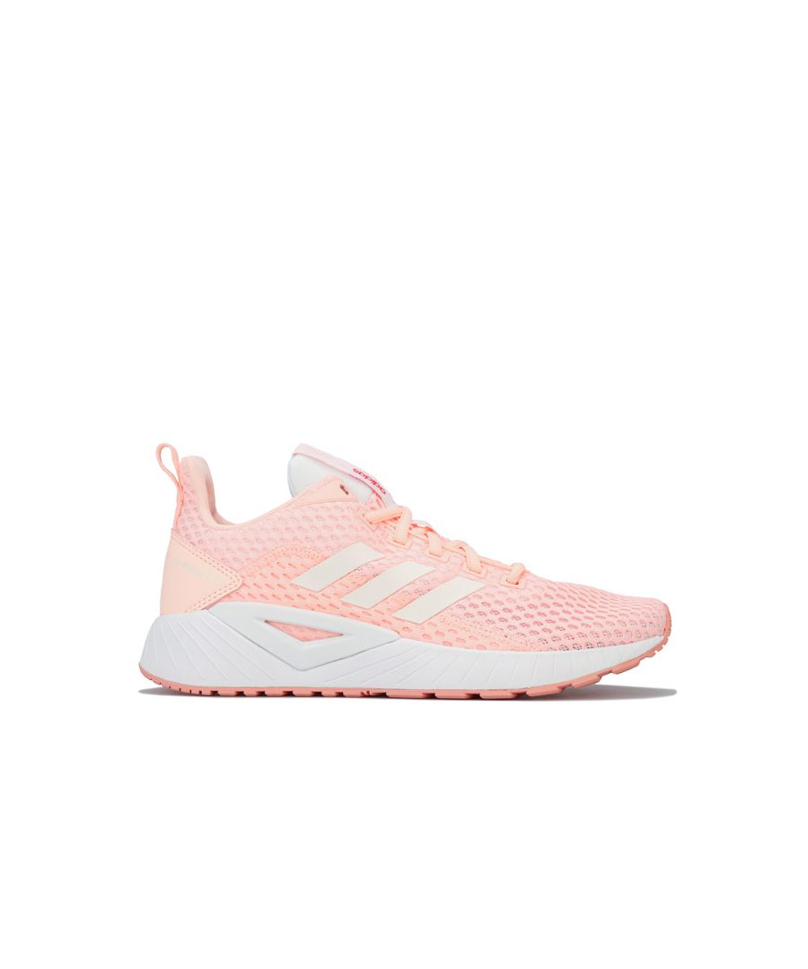 Image for Women's adidas Questar Climacool Running Shoes in Peach
