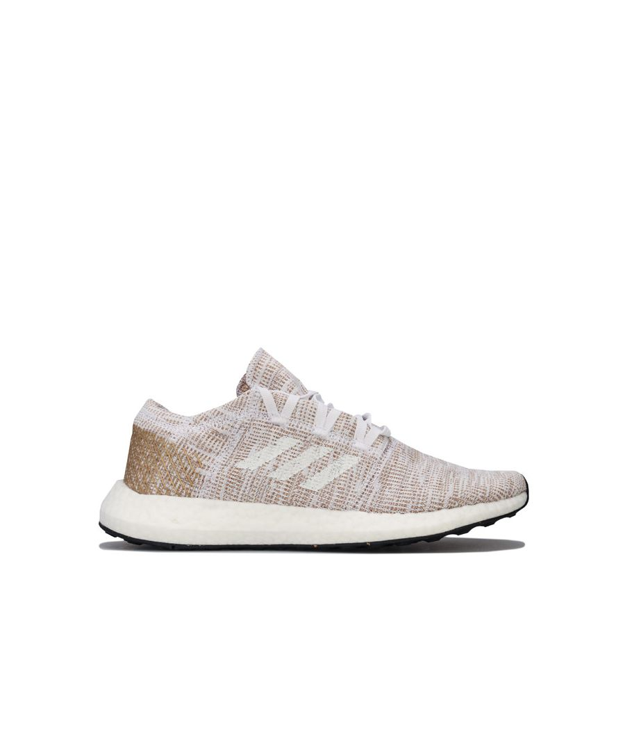 Image for Women's adidas PureBOOST GO Running Shoes in White silver