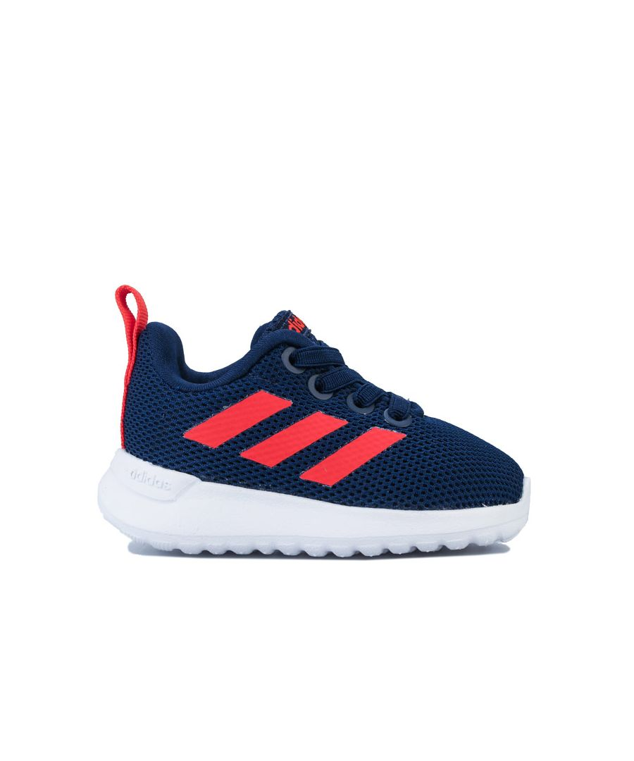 Image for Boy's adidas Infant Racer CLN Trainers in Navy