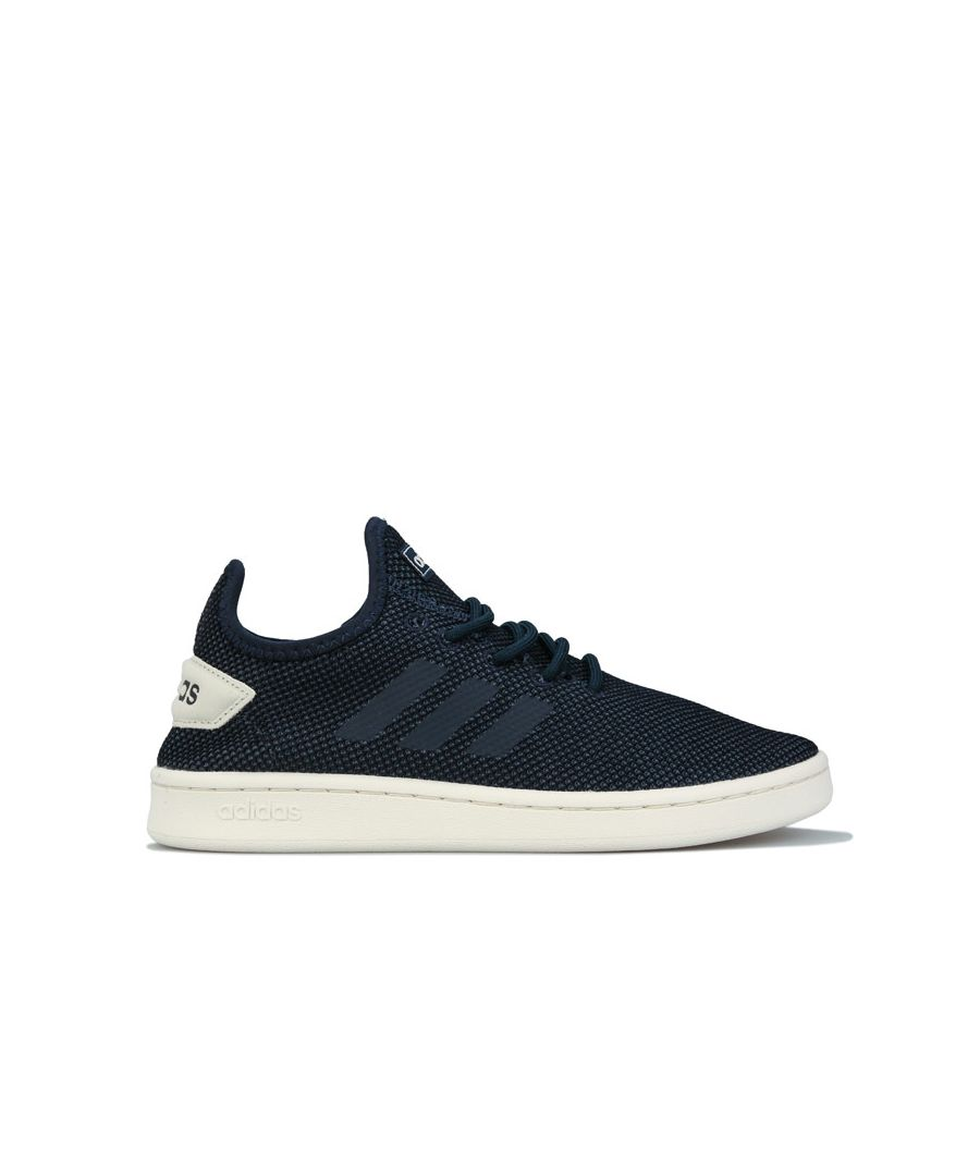 Image for Women's adidas Court Adapt Trainers in Navy