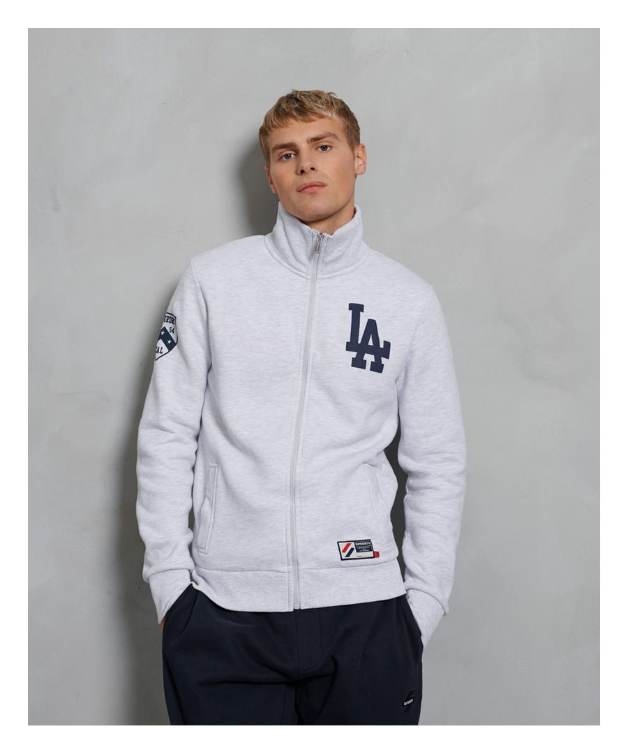 Image for Superdry City College Classic Track Top