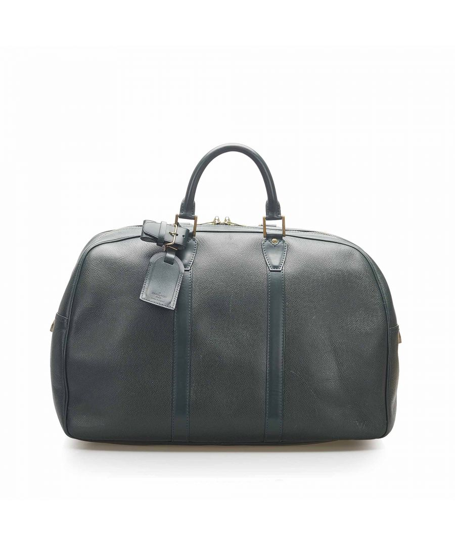 Image for Vintage Louis Vuitton Taiga Kendall PM Green