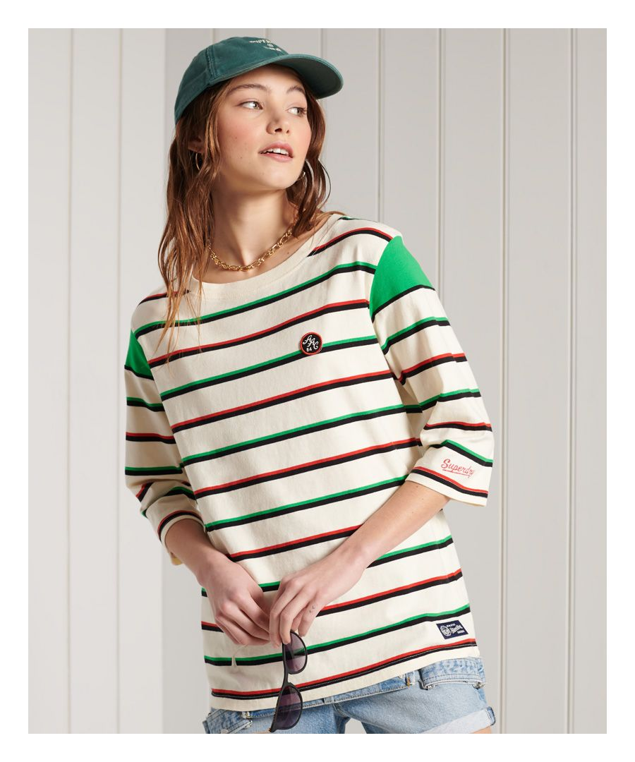 Image for Superdry Collegiate Ivy League T-shirt