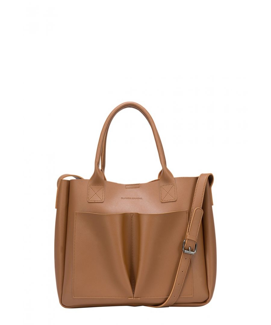 Image for Megan XL Front Pocketed Tote