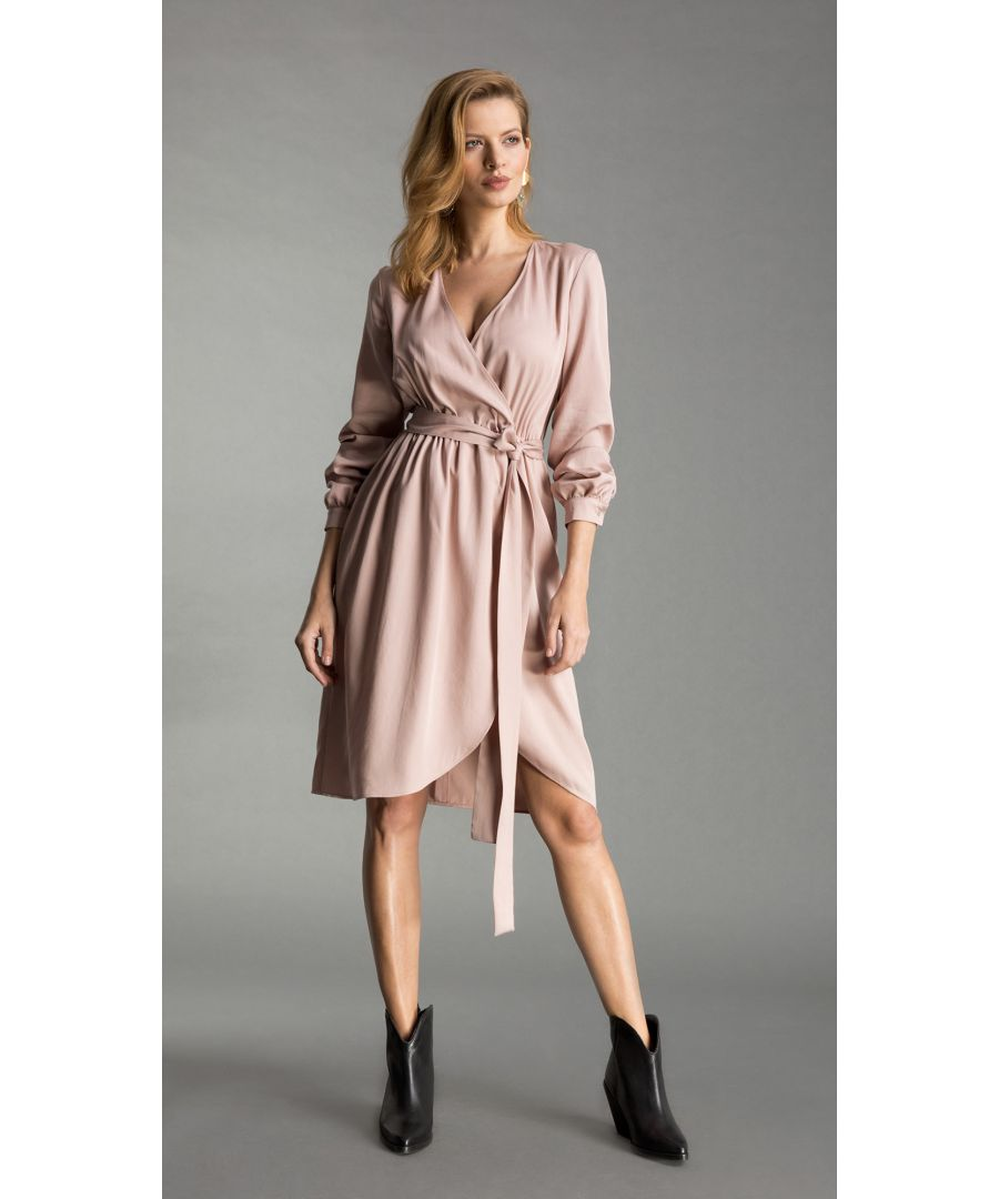 Image for Anethe Pastel Pink Dress