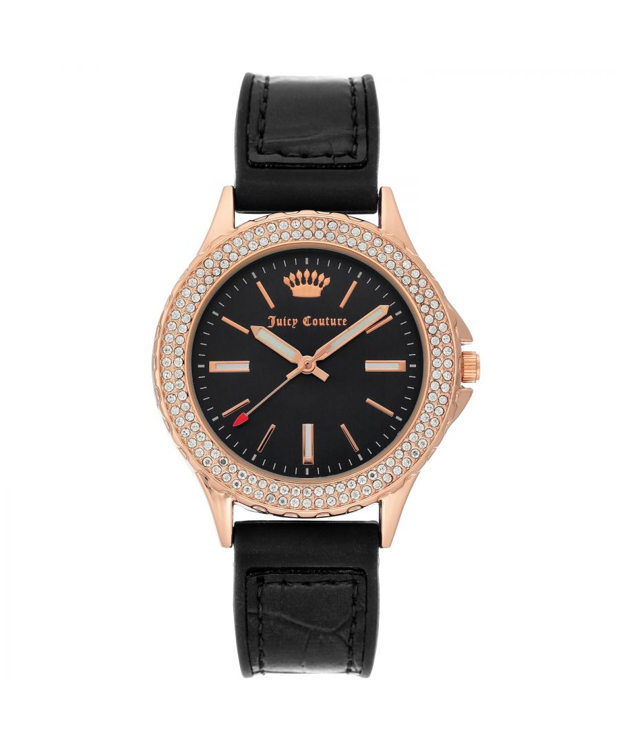 Image for Juicy Couture Watch JC/1112RGBK Women Black