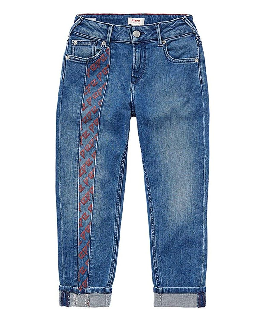 Image for Pepe Jeans Girls Marge Jeans in Blue