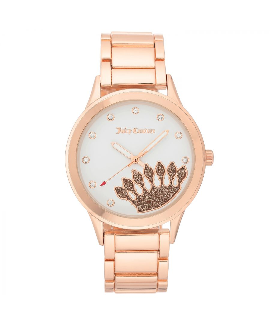 Image for Juicy Couture Watch JC/1126WTRG Women Rose Gold