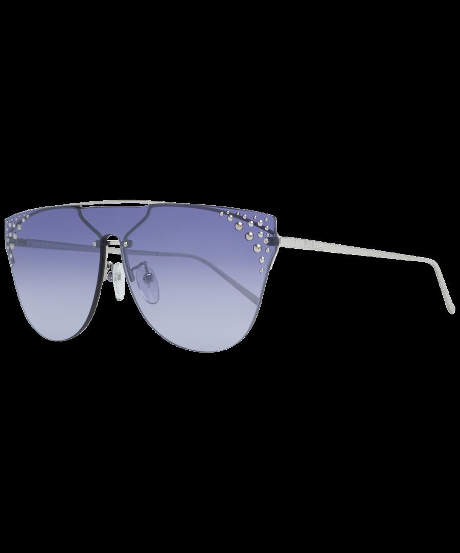 Image for Furla Sunglasses SFU225 579X 99 Women Silver