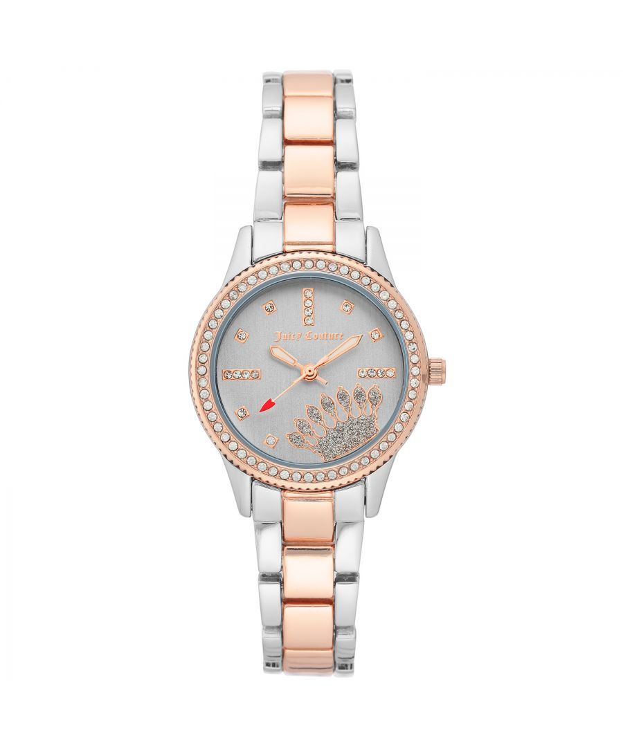 Image for Juicy Couture Watch JC/1110SVRT Women Rose Gold