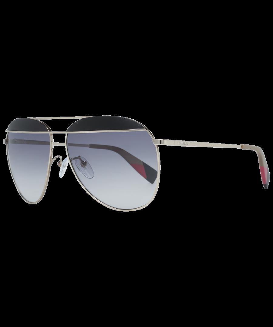 Image for Furla Sunglasses SFU236 0492 59 Women Silver