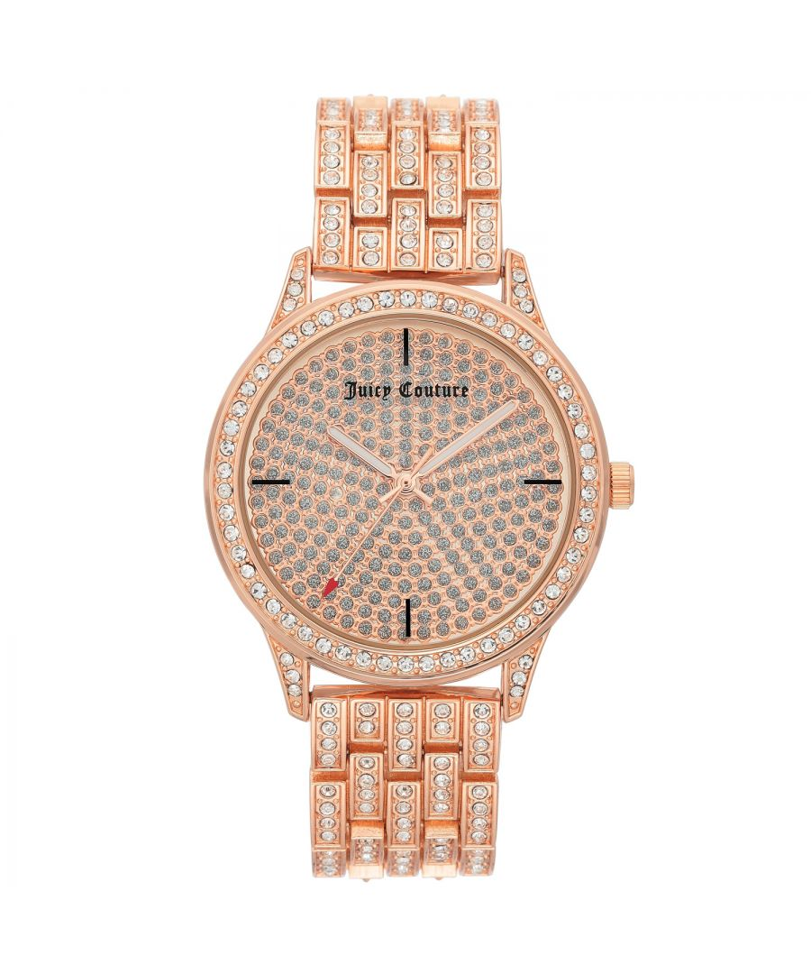 Image for Juicy Couture Watch JC/1138PVRG Women Rose Gold