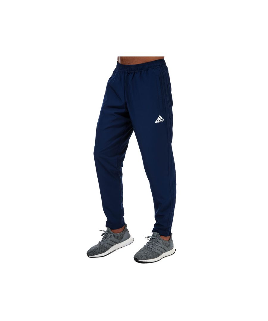 Image for Men's adidas Condivo 18 Woven Pants in Dark Blue