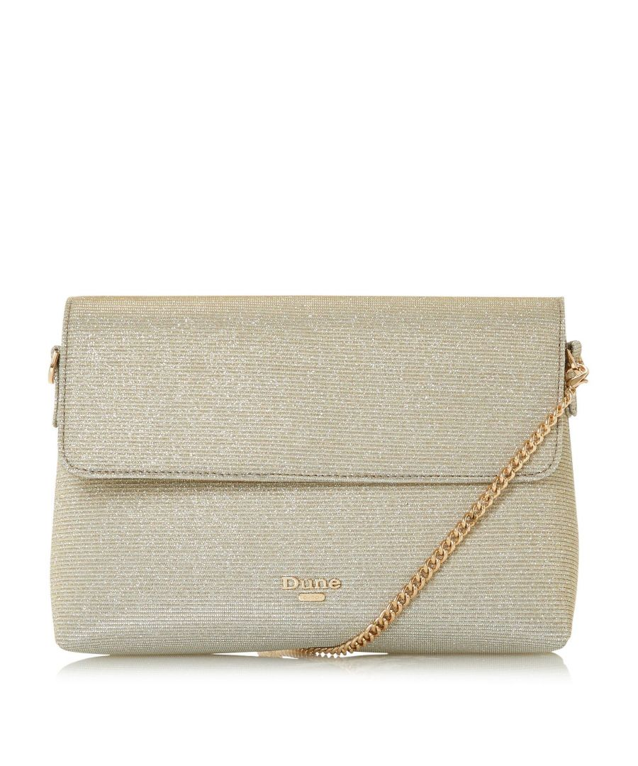 Image for Dune BELIZO Shimmer Clutch Bag