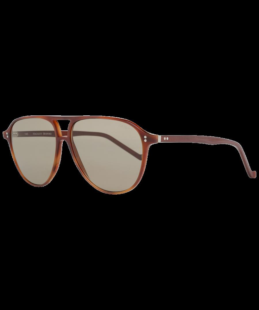Image for Hackett Sunglasses HSB88 152 56 Men Brown