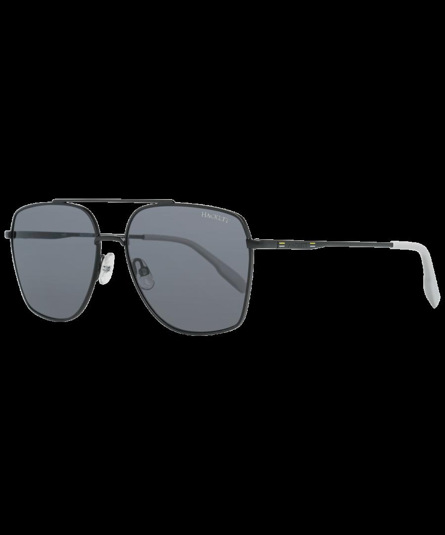 Image for Hackett Sunglasses HSK114 02 57 Men Gunmetal