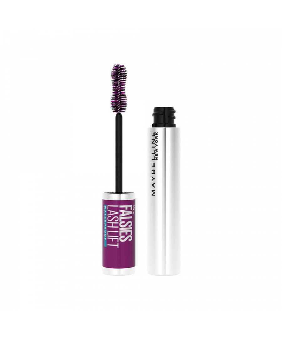 Image for Maybelline The Falsies Instant Lash Lift 9.4ml Waterproof Mascara - 01 Black