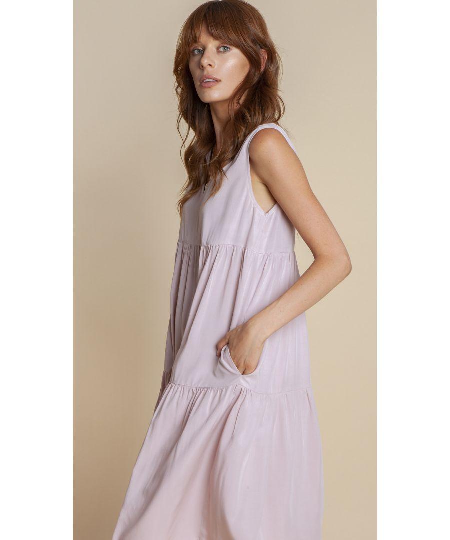 Image for Dress Celine Pastel Pink