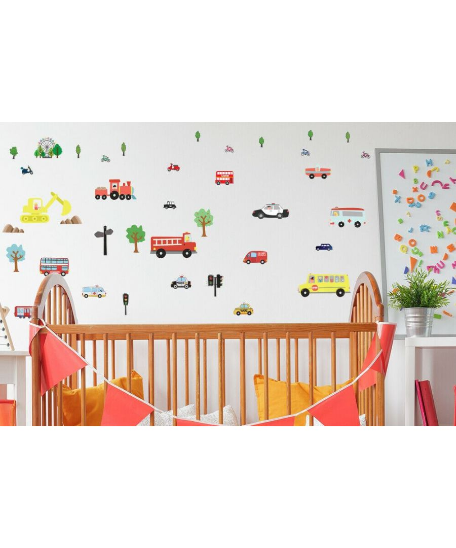 Image for A Little Boy's Dream Wall Stickers, Wall Stickers Kids Room, nursery, children's room, boy, girl