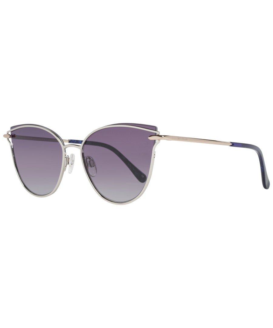 Image for Ted Baker Sunglasses TB1576 800 59 Women Silver